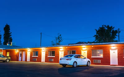 Motels Inverell Accommodation