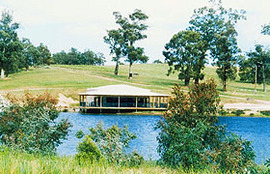 Lake Charlotte Winery - Inverell Accommodation