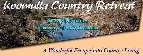 Koomulla Country Retreat - Inverell Accommodation
