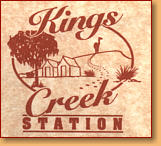 Kings Creek Station - Inverell Accommodation