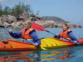 Magnetic Island Sea Kayaks - Inverell Accommodation
