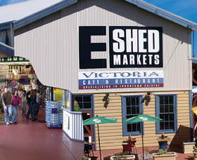The E Shed Markets - Inverell Accommodation