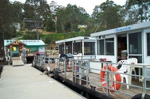Clyde River Houseboats - Inverell Accommodation