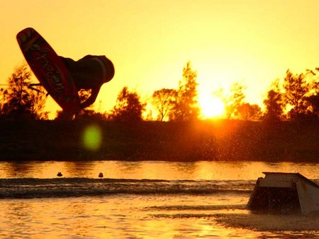Bonney's WA Water Ski Park - Inverell Accommodation
