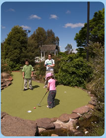 Wetlands Mini Golf - Inverell Accommodation