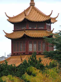 Chinese Garden of Friendship - Inverell Accommodation