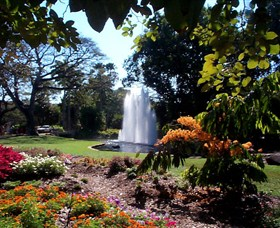 George Brown Darwin Botanic Gardens - Inverell Accommodation
