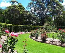 Wollongong Botanic Garden - Inverell Accommodation
