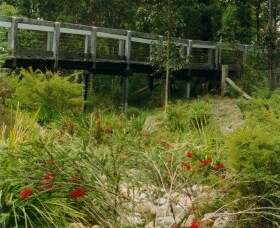 Eurobodalla Botanic Gardens - Inverell Accommodation