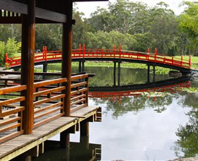 North Coast Regional Botanic Garden - Inverell Accommodation
