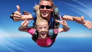 Skydive Oz Canberra - Inverell Accommodation