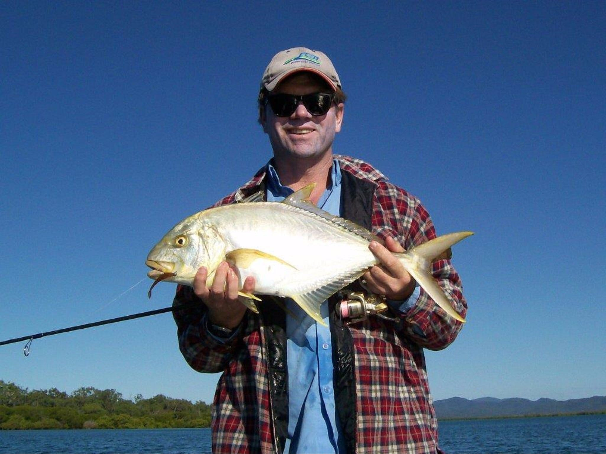 Barramundi to Trevally  A Seaforth Fishing Adventure - Inverell Accommodation