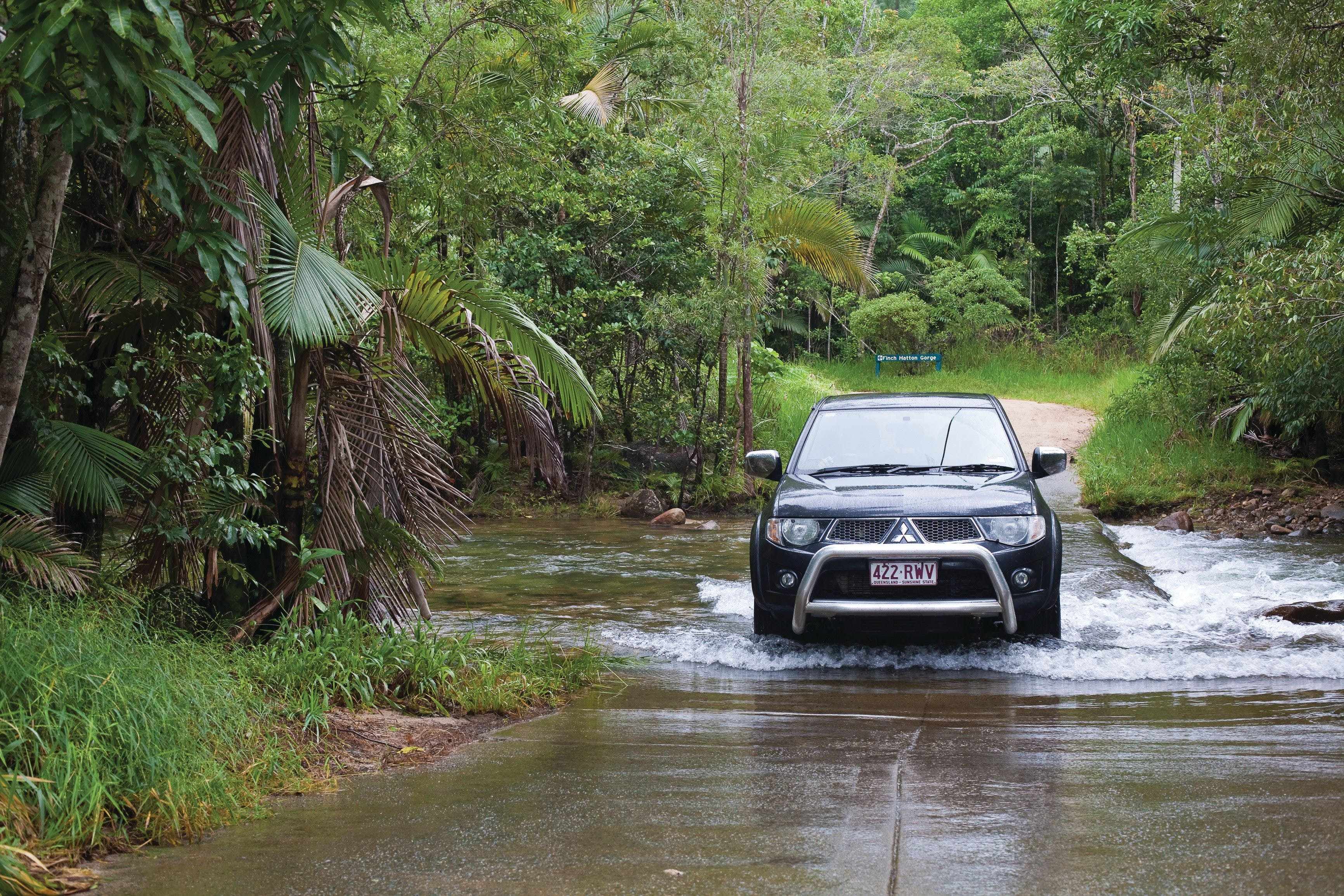 The Pioneer Valley and Eungella National Park - Inverell Accommodation