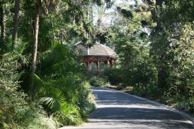 Royal Botanic Gardens Victoria - Inverell Accommodation