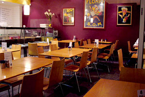 Alpha Deli  Cafe - Inverell Accommodation