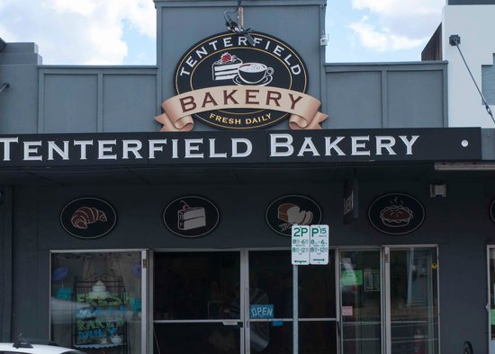 Tenterfield Bakery - Inverell Accommodation