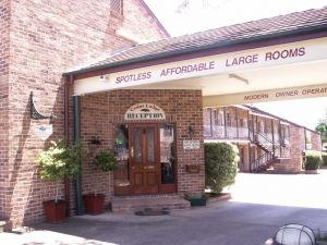 Cedar Lodge Motel Armidale