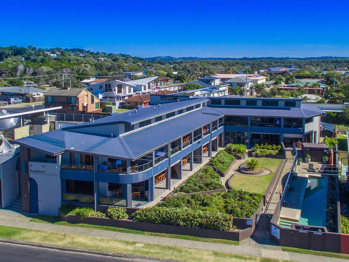 Lennox Holiday Apartments - Inverell Accommodation