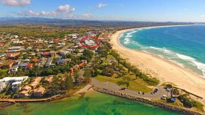 Azura Ocean View Holiday Apartment - Inverell Accommodation